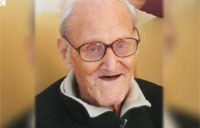 Hundreds Attend War Vet's Funeral