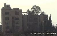 SAA Building Vanishes in Seconds