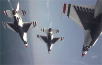 Air Force Thunderbirds 60th Anniversary