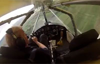 Microlight Engine Failure at 300ft