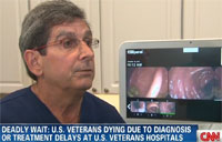 Veterans Dying Waiting for Healthcare