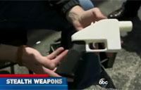 3D Printed Guns Pose New Threat
