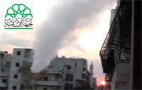FSA Headquarters Hit in Aleppo