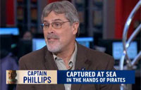 Captain Phillips Recalls Ordeal at Sea