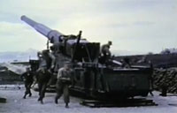 The 280mm Atomic Cannon Test