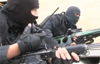 Russian Spetsnaz MVD, FSB Training