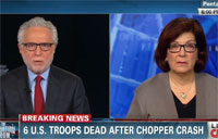 Six US Troops Die in Chopper Crash