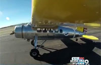 Pilot Restores Historic Vega Aircraft