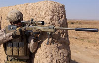 A Day in the Life of a Marine Sniper