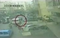 Beirut Car Bomb Caught on Tape