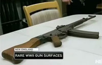 Cops Save Rare WWII Gun at Buy Back