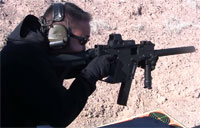 SHOT Show 2014: Kriss Vector CRB Enhanced