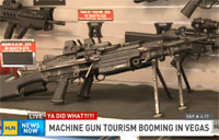 Sin City Gets Machine Gun Tourism