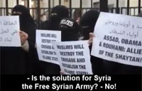 London Islamists Like al-Qaeda, not FSA
