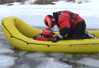 Coast Guard Ice Rescue Techniques