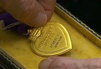 Missing Purple Heart Returned