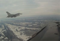 Super Bowl XLVIII Air Intercept Training