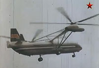 The Russian Military's Largest Helicopter