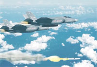 F-35 & Land-Based JSM Combat Simulation