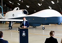 Australia Acquires New Triton UAV