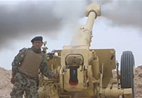 Howitzer Training in Afghanistan