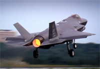 F-35 Training in High Gear at Eglin AFB