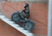 Russian Motorcycle Can Do Anything