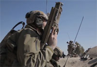 US Special Forces Engage Taliban