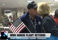 The First Honor Flight of 2014