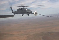 HH-60G Pave Hawk Aerial Refueling