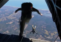 Force Reconnaissance Free-Fall Jump