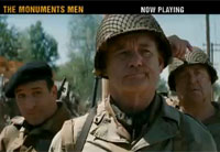 'Monuments Men' Movie Now Playing