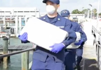 CG Offloads $20 mil Worth of Cocaine
