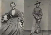 Women Posed As Men to Join Civil War