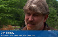 Don Shipley Talks 'Extreme SEAL Experience'