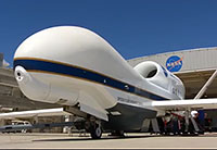 NASA - Global Hawks Soar into Storms