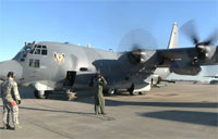 The AFSOC AC-130 Spooky Gunship