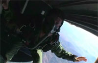 SEAL Para Jump with RIB, HALO Jump