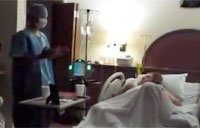 Soldier Surprises Wife for Baby's Birth