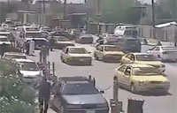 Iraqi Suicide Car Bomb Caught on Tape