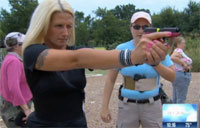 Bra Holsters for Gun-Toting Women