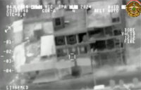Iraqi Air Force Strikes Terrorist Nests