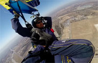 Getting Paid to Jump Out of Planes