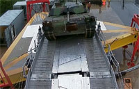 Navy Tests New Ramp Technologies
