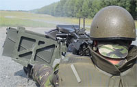 Soldiers Live Fire M240, Mk 19 and More