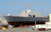 LCS 7 Detroit Ready to Protect America