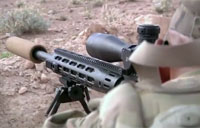 Joint Sniper Training with XM2010 Rifle