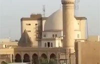 ISIS Destroys Another Historic Mosque