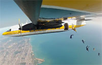 Golden Knights at Chicago Air & Water Show