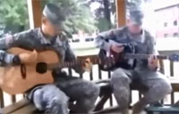 Soldiers' Song 'Proud of Who I Am' Goes Viral